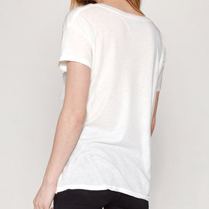 La Parisienne Young Iris Graphic Tee