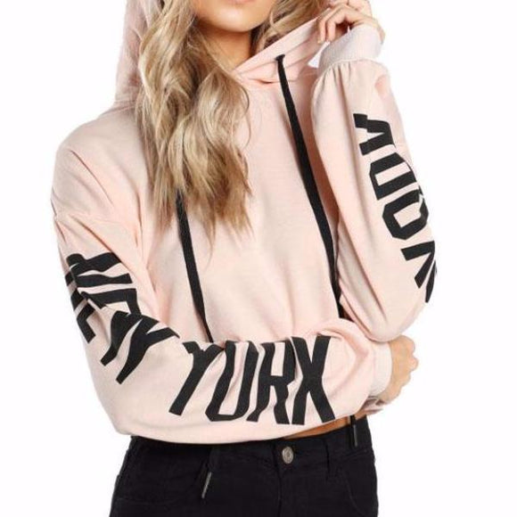 Keepin' it Casual New York Pullover