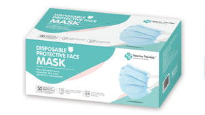 Level 3 EN14683 Certified Surgical Masks - By the Case or Box
