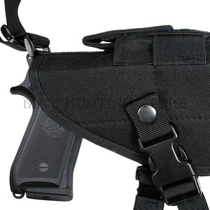 Tactical Universal Double Draw Shoulder Holster for Concealed Every Day Carry (EDC)