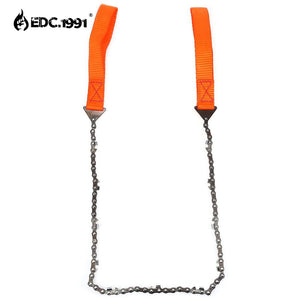 Survival Hand Chain Saw - Pocket Size