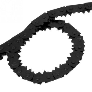 48cm Outdoor Survival Pocket Hand Chain Saw with Comfort Grips