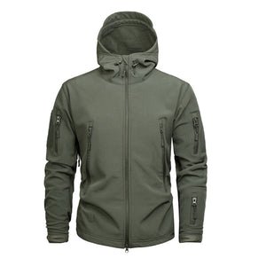 Mege Knight Brand Tactical Sharkskin Soft-shell Jacket