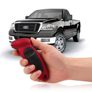 Car Tire Air Pressure Gauge with Digital LCD Display
