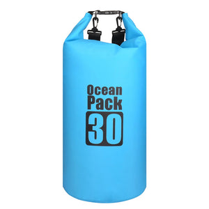30L/8Gallon Large Waterproof Dry Bag - 5 Colors