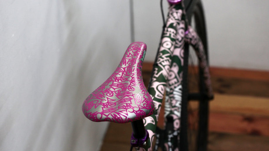 Squid Bikes / HANDSTYLE SADDLE