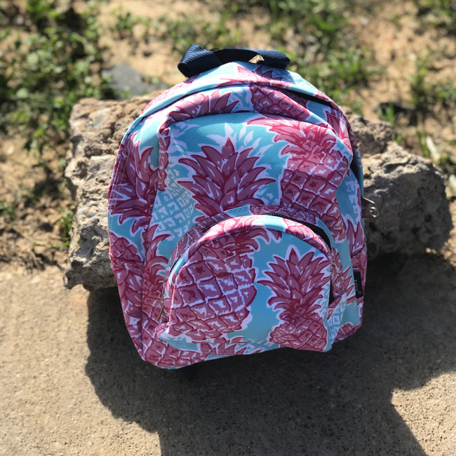 Daycare Backpack Pineapple