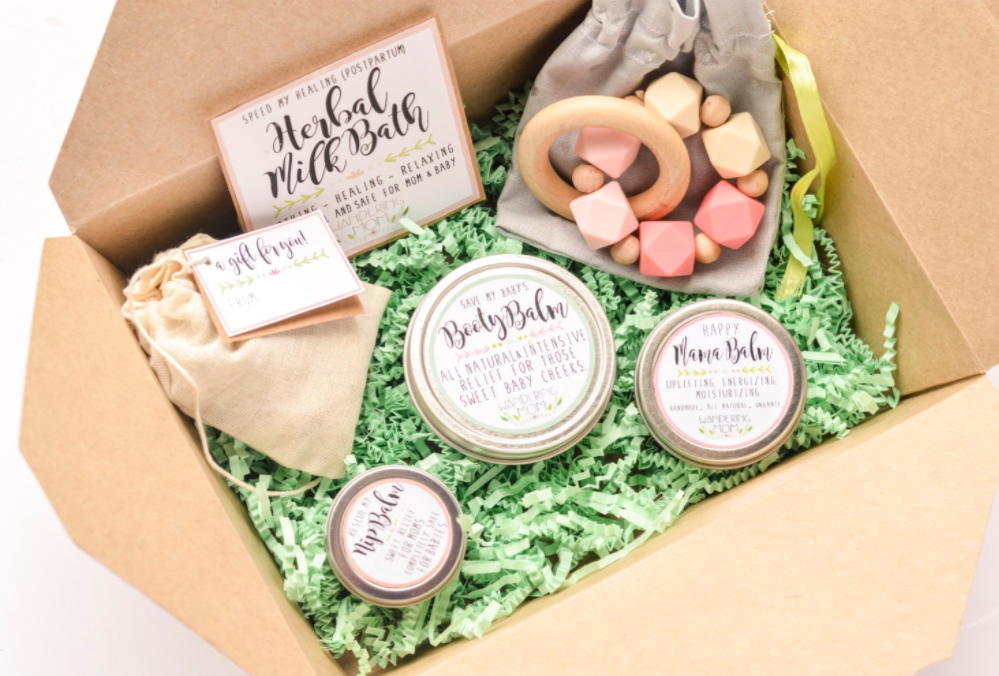 New Momma Gift Set All Natural
