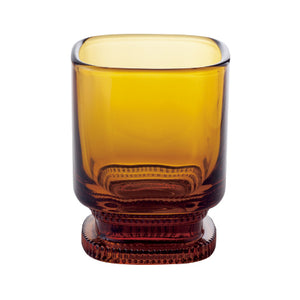 Showa Coffee Glass (Amber S)