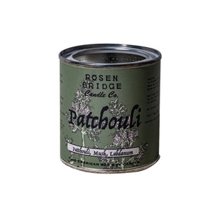 ROSEN BRIDGE Candle England's Patchouli