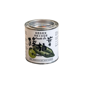 ROSEN BRIDGE Candle Pomelo Leaf
