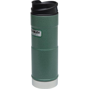 CLASSIC One Hand VACUUM BOTTLE 0.35L Hammertone Green