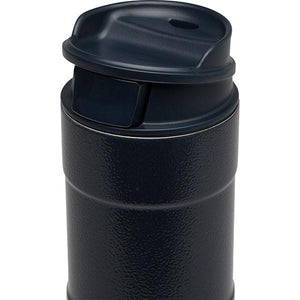 CLASSIC One Hand VACUUM BOTTLE 0.35L Hammertone Navy