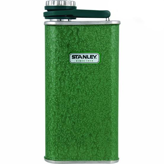 Stanley 8oz Classic Flask Green