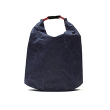 Kiruna Papack Paper Top Bag - Navy