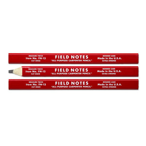 Field Notes CARPENTER PENCIL 1 piece