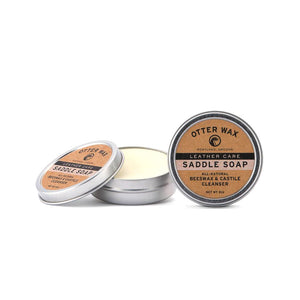 Otter Wax Leather Care Set