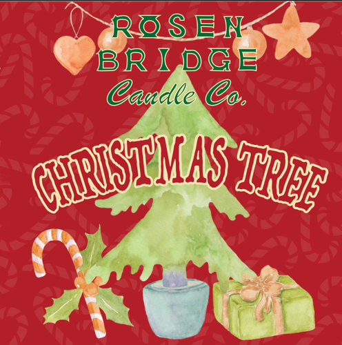 ROSEN BRIDGE Candle Christmas Tree