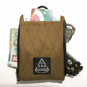 S.U.U. Design Works Mulch Wallet coyote (X-PAC)