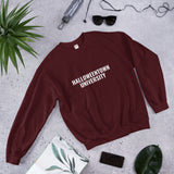 Maroon Halloweentown Sweatshirt