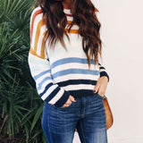 Love You So Striped Sweater