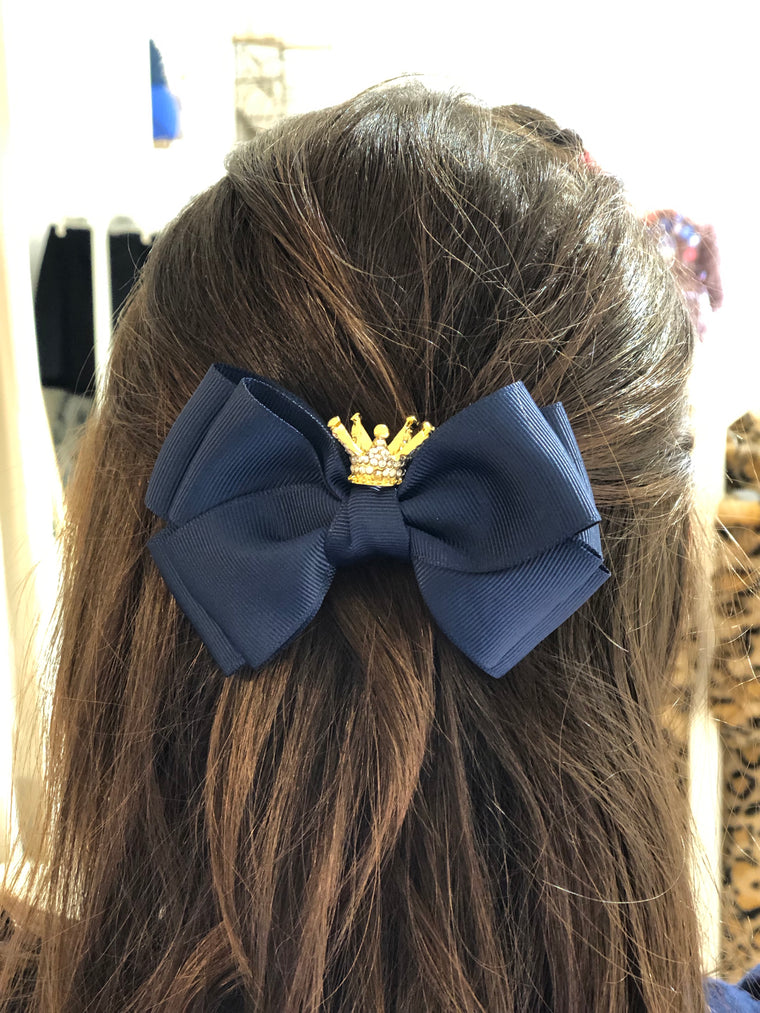 BIG BOW CROWN Navy