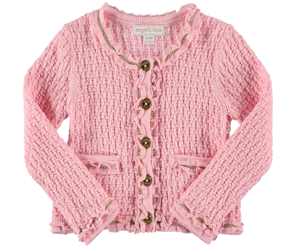 Coco jacket Rose pink