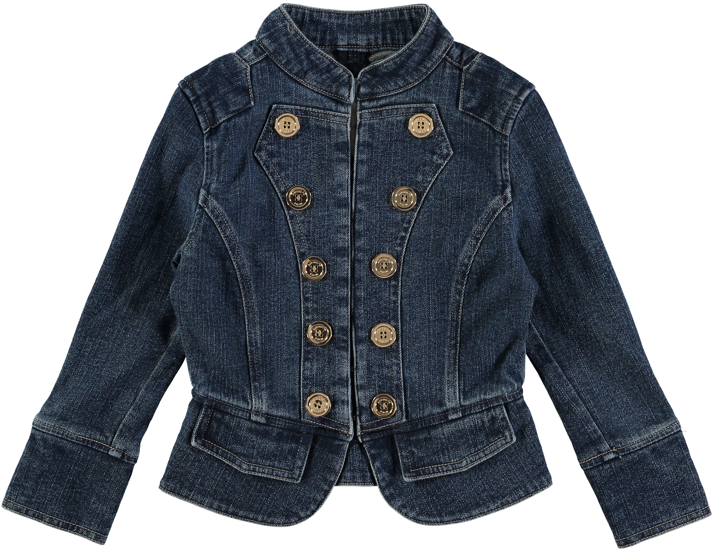 Denim Jacket Blue