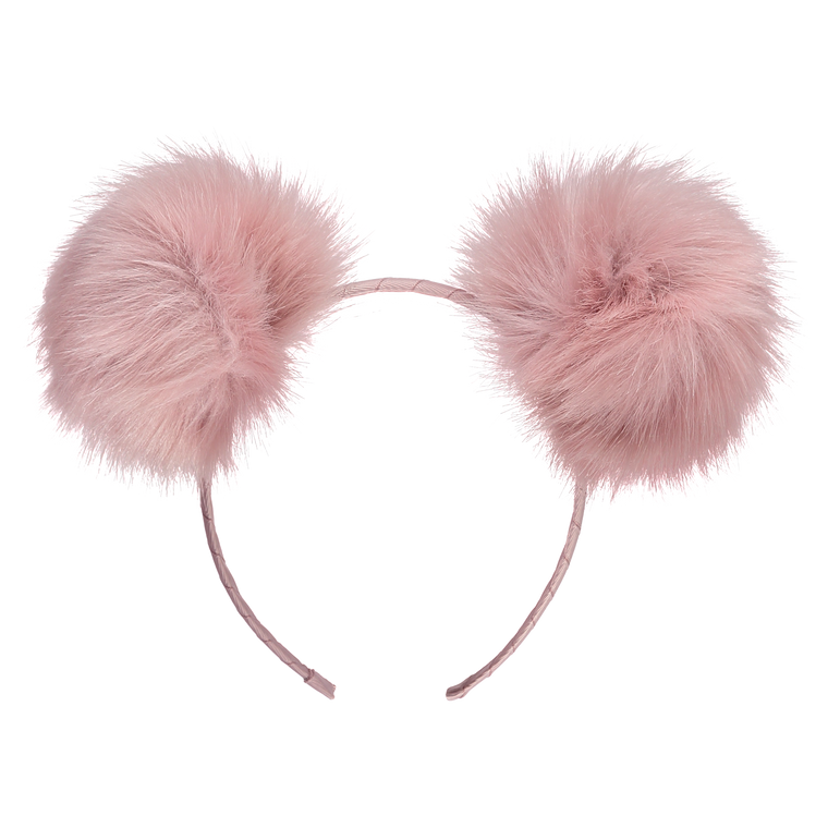 POM POM BAND Vintage rose