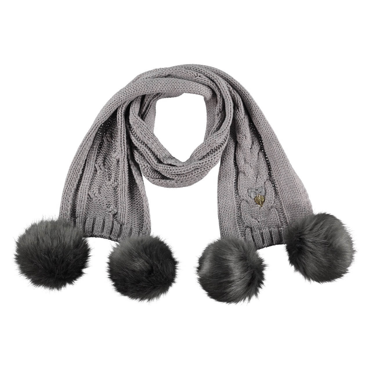 FLORENCE SCARF Grey