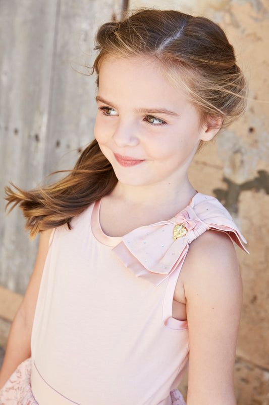 Jodie Top Blush pink