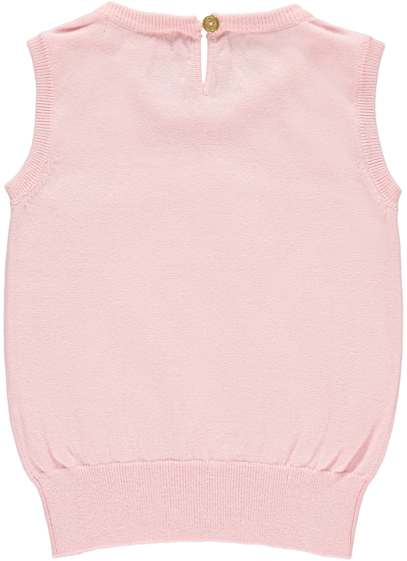 Josie Top Rose pink