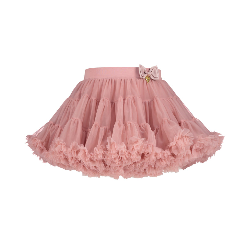 PIXIE TUTU TEA ROSE