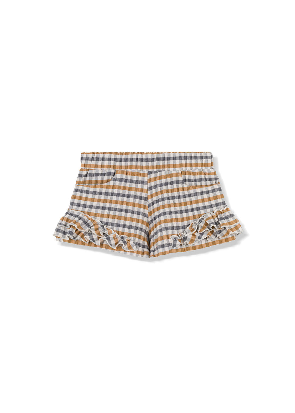 Honey Ruffle Shorts