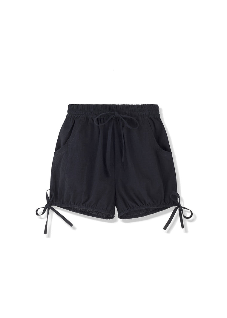 Noir Bloomers Shorts