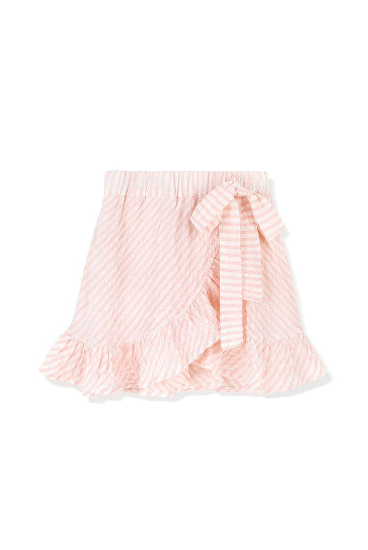 Rose Pier Frill Skirt
