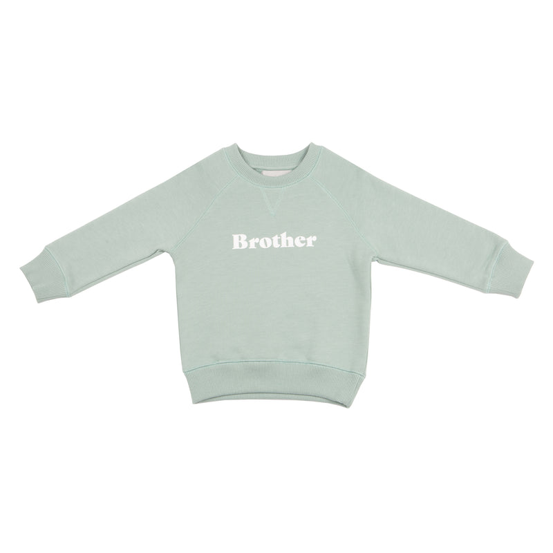 Sage 'Brother' Sweatshirt