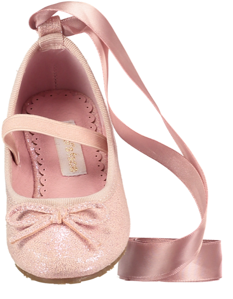 Toddler Twinkle Pumps Rose