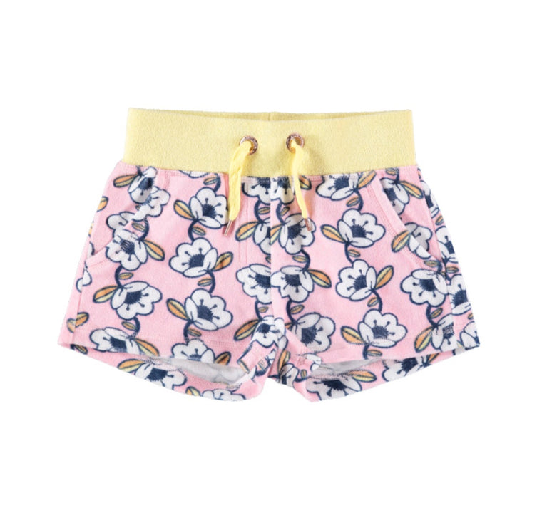 Poppy towelling short