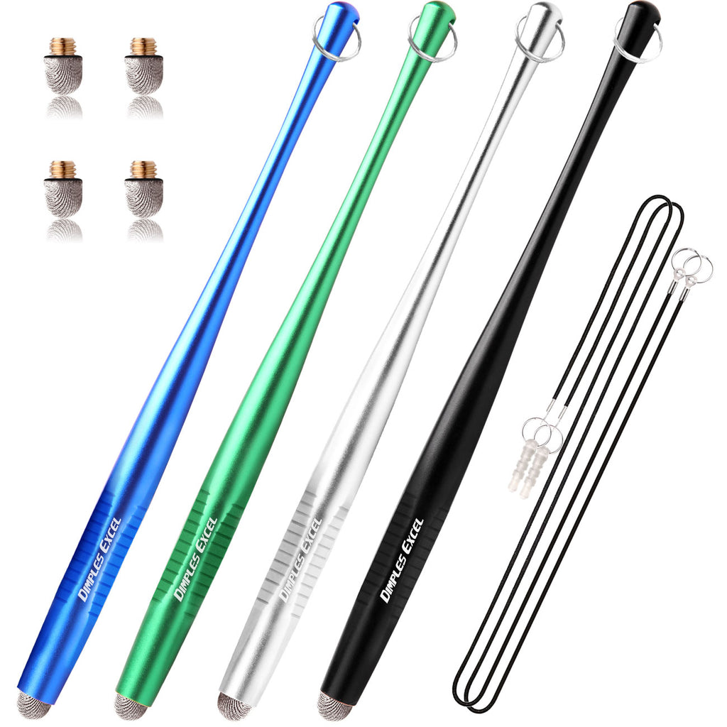 Slim Waist Ergonomically Designed Stylus Pen Compatible for Iphone iPad Android Phone Touch Screens Drawing