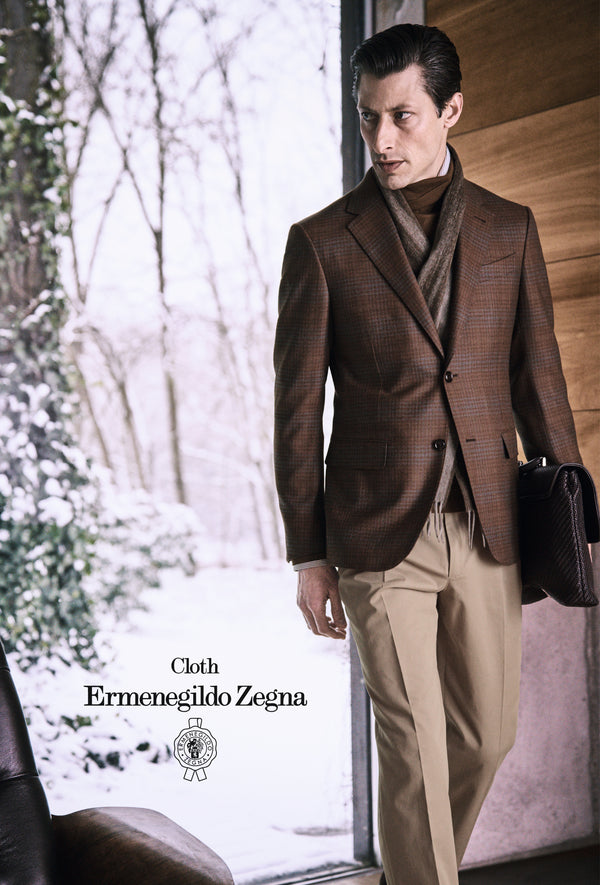 Cloth by Ermenegildo Zegna