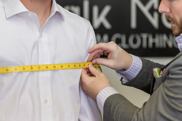 What Does It Mean When A Suit Is 'Custom'?-Made to Measure vs Semi-Bespoke vs Bespoke