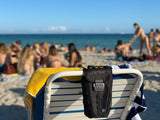 AquaVault FlexSafe - The Ultimate Portable Travel Safe - Beach Chair