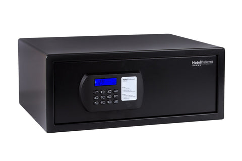 "Hotel Safes - Hotel Preferred HPSAF19BLK 19"" Laptop & Hotel Safe"