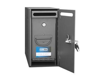 Perma-Vault PRO-1200-M Dual Compartment Drop Safe with Medeco Key Lock