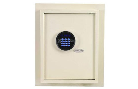 Wall Safes - SafeandVaultStore Wall Hotel Safe Plus Recessed (Minimum Of Qty 10)