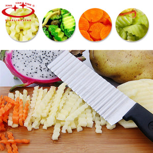 Crinkle Potato and Vegetables Slicer