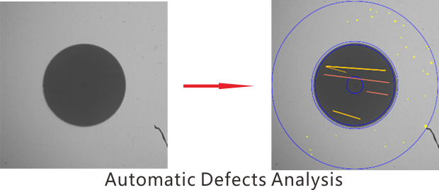 Dimension Autocheck - 2 - Automatic Defects Analysis