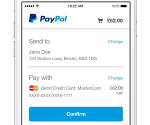 Payments - Paypal