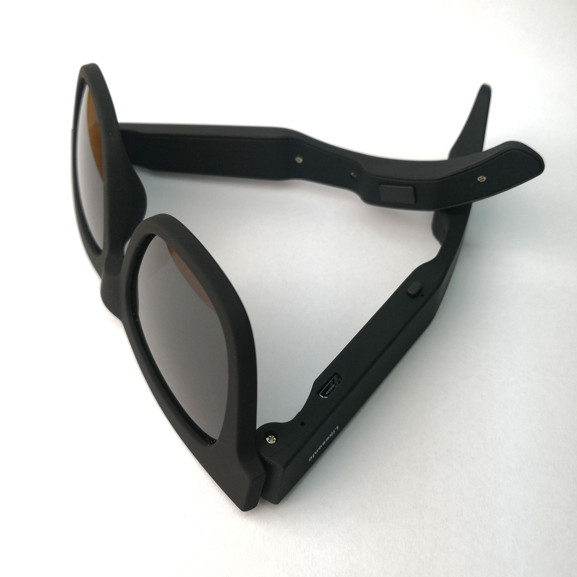 Likesonic Bone Conduction Sunglasses - Button